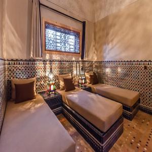 Spa luxe villa zin Marrakech