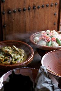 Restaurant luxe Marrakech