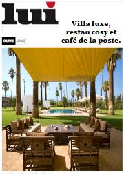 Lui Magazine Villa ZIN