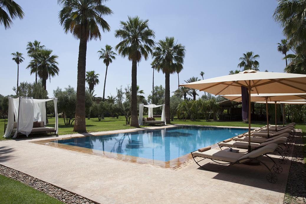Location Villa De Luxe Marrakech Villa Zin